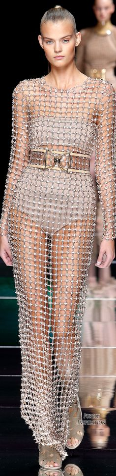 Balmain SS2016 Women's Fashion RTW | Purely Inspiration                                                                                                                                                                                 More