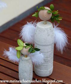 Meine Schönsachen: Engel aus Beton