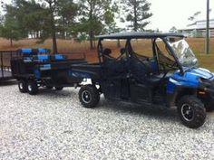 Custom Golf Cart Bodies, Custom Golf Carts, Passengers Trailer, 8n Ford Tractor, Atv Trailers, Chevy 1500, Kawasaki Mule, Atv Accessories, Kubota
