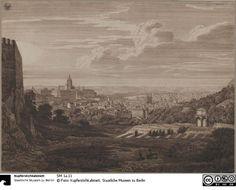Karl Friedrich Schinkel )1781-1841): Laurenziberg, Prag