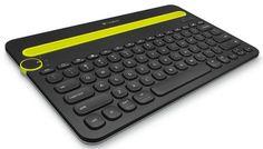 Logitech K480 für 30€ - kabellose Multi-Device Bluetooth Tastatur *UPDATE3*