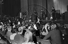 50 år sedan The #Beatles spelade i #Göteborg. 50 years ago The #Beatles played in #Gothenburg.