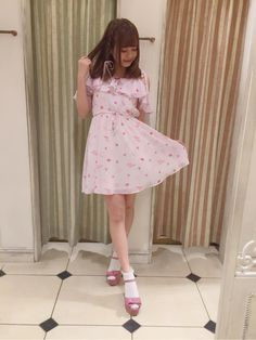 渋谷109店 ♡ 大人気ワンピースの再入荷!お得なスペシャルプライス♡♡