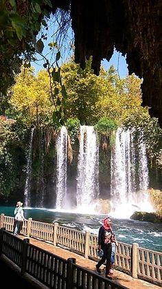 Düden selalesi Antalya TURKEY
