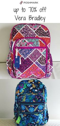 Get Vera Bradley backpacks and bags for cheap on Poshmark. Download the  FREE app to shop! 60edd0fbe2