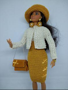 vêtement poupée mannequin Barbie (366)