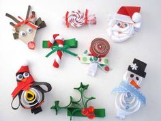 Get your orders in before the Christmas rush! Check out ALL the new Christmas items HERE . Featured today: Ribbon Sculptures These charact...