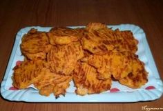 Édesburgonya puffancs Diabetic Recipes, Diet Recipes, Healthy Recipes, Healthy Food, Winter Food, Sweet Potato, Healthy Life, Chips, Food And Drink
