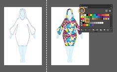 Textile design with Photoshop and Illustrator | Adobe Photoshop CC tutorials