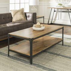 Barnwood Coffee Table, Iron Coffee Table, Rustic Coffee Tables, Iron Table, Coffee Table Design, Rustic Table, Rustic Wood, Rustic Furniture, Living Room Furniture
