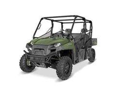 New 2016 Polaris RANGER Crew 570-6 Sage Green ATVs For Sale in South Carolina. RANGER Crew® 570-6 Sage Green