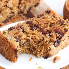Healthy Chocolate Chip Carrot Cake Loaf Looking for a delicious, veggie-packed bread to make? This Healthy Chocolate Chip Carrot Cake Loaf Chocolate Carrot Cake, Carrot Cake Loaf, Healthy Carrot Cakes, Healthy Chocolate, Healthy Baking, Healthy Desserts, Dessert Recipes, Cake Recipes, Chocolate Chips