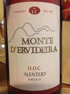 Monte D´Ervideira DOC Alentejo - Muito bom (15.mar.2013)