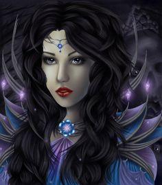 Queen of nightmares by Barbora Stratilová