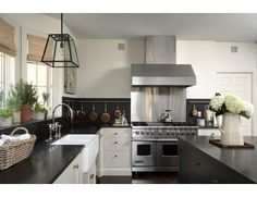 Kitchen crafted by Jon Frost of St. Paul - amazing cabinet maker!