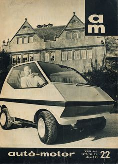 BLMC Minissima. In: Autó-motor, 1973.