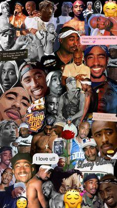 Tupac Wallpaper, Rapper Wallpaper Iphone, Rap Wallpaper, Tupac Photos, Tupac Pictures, Arte Do Hip Hop, Hip Hop Art, Dope Wallpapers, Celebrity Wallpapers