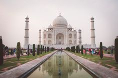 Affordable Tour Packages for Delhi Rajasthan Tour with Taj Mahal - Mother India Tour Travels Le Taj Mahal, Morocco Travel, India Travel, Bucket List Destinations, Travel Destinations, Wonders Of The World, In This World, Monuments, Architecture