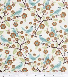 Keepsake Calico Fabric- Birds On Branches: keepsake calico fabric: quilting fabric & kits: fabric: Shop | Joann.com