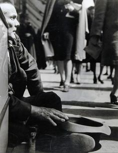Lisette Model. Untitled (New York City), 1940