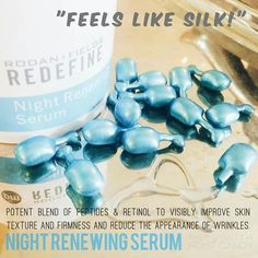 Redefine Night Renewal Serum