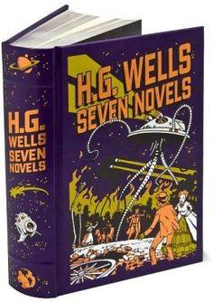 H.G. Wells: Seven Novels (Barnes & Noble Leatherbound Classics) - Barnesandnoble.com