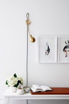 House tour: a light, contemporary apartment in Melbourne - Vogue Living