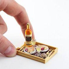 Les créations culinaires miniatures et ultra-réalistes de Shay Aaron (image)