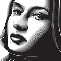 Using the Blend Tool to Create a Halftone Effect Portrait in Adobe Illustrator (via vector.tutsplus.com)