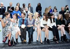 Get The London Look: Steal Their Style - obsessed with this hipster clique (Pixie Geldof, Daisy Lowe, Alexa Chung, etc.)