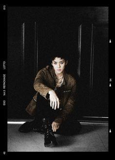 """Sehun álbum repackage """"LOTTO"""" ~ Color"""