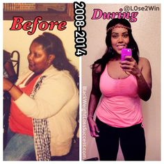 Weight Loss Success Story of the Day: Jelly lost 126 pounds.