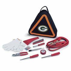 Green Bay Packers Roadside Emergency Kit