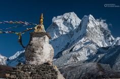 Photography by Michael Wagener for Vaude Visions - Nepal.