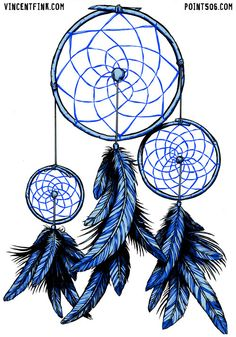 dreamcatcher drawing steps - Google Search