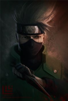 Kakashi Hatake Photo: This Photo was uploaded by LydiaDianne. Find other Kakashi Hatake pictures and photos or upload your own with Photobucket . Kakashi Hokage, Naruto Shippuden Sasuke, Anime Naruto, Naruto Fan Art, Kakashi Sensei, Wallpaper Naruto Shippuden, Shikamaru, Naruto And Sasuke, Itachi Uchiha