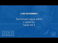 Voltemos Ao Evangelho | 6 de novembro - Devocional Diário CHARLES SPURGEON