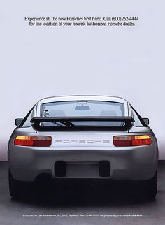 """Long overlooked by the Stuttgart faithful due to its relatively conventional architecture and lack of historical family DNA, as well as a more touring slant compared to the largely sporting intentions of what many view as the only """"real"""" Porsche, the 911, the market for 928s has always been somewhat less enthusiastic than that of its rear-engined older brother. It's nickname """"the German Corvette"""" is a great example of this kind of snobbery."""