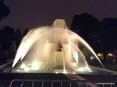 Lima's magic fountains