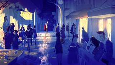 NIGHT OUT by Pascal Campion