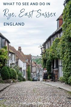 A guide to visiting Rye in East Sussex, England. What to see and do in Rye, East Sussex, with tips on the best things to see, do, eat and drink and where to stay for a perfect weekend break to Rye, East Sussex #Rye #EastSussex #England #weekendbreak Travel Advice, Travel Guides, Travel Tips, Uk Holidays, Weekend Breaks, East Sussex, Rye, Wanderlust Travel, Holiday Destinations