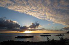 Viaggio di nozze a Mauritius-Tramonto spettacolare e rilassante