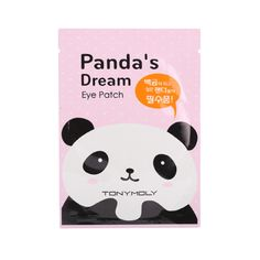 Tony Moly's Dream Eye Patch is designed to revitalise the skin around the eyes, reducing dark circles and fine lines…all whilstlooking like a panda. These eye patches have been formulated with Bamboo (an antioxidant), Aloe Vera, Cucumber and Vitamin B3, they work hard to brighten and moisturise the eye area.  Suitable for all skin... Read more »