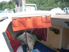 brico cabine et confort a bord - First 18