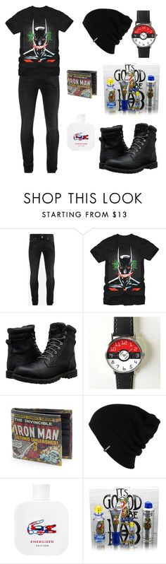"""""""Punk-Geek 😏😎😘"""" by chloetompkin on Polyvore featuring Alexander McQueen, Timberland, Patagonia, Lacoste, Ed Hardy, men's fashion and menswear"""