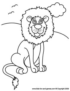 It is a picture of Candid Valentine Lion Coloring Page