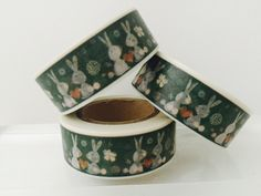 Love Bunnies Easter Washi Tape by GoatGirlMH on Etsy