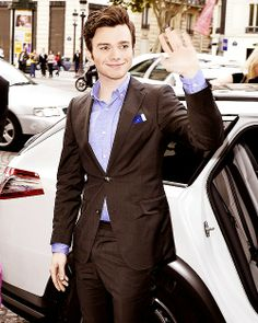 I am here for Glee, Darren Criss, Chris Colfer and all of the other wonderful pieces of entertainment which take my fancy. Chris Colfer, Glee Club, Lightning Strikes, Darren Criss, Dumb And Dumber, Suit Jacket, Guys, Fanfiction, Movie