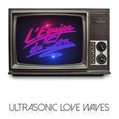 Saved on Spotify: Ultrasonic Love Waves - Continuous Mix by L'Equipe Du Son