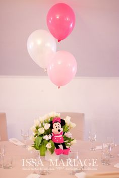 Christening, Minnie Mouse